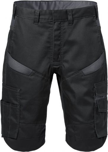 Fristads Shorts  2562 STFP  (Black/Grey)